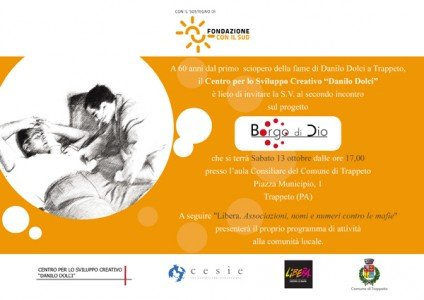 Invito 13 Ottobre 2012
